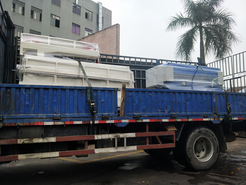 Dalilu-Best Die Cutter-dalilu Two Machines Are Shipped To Zhongshan-1