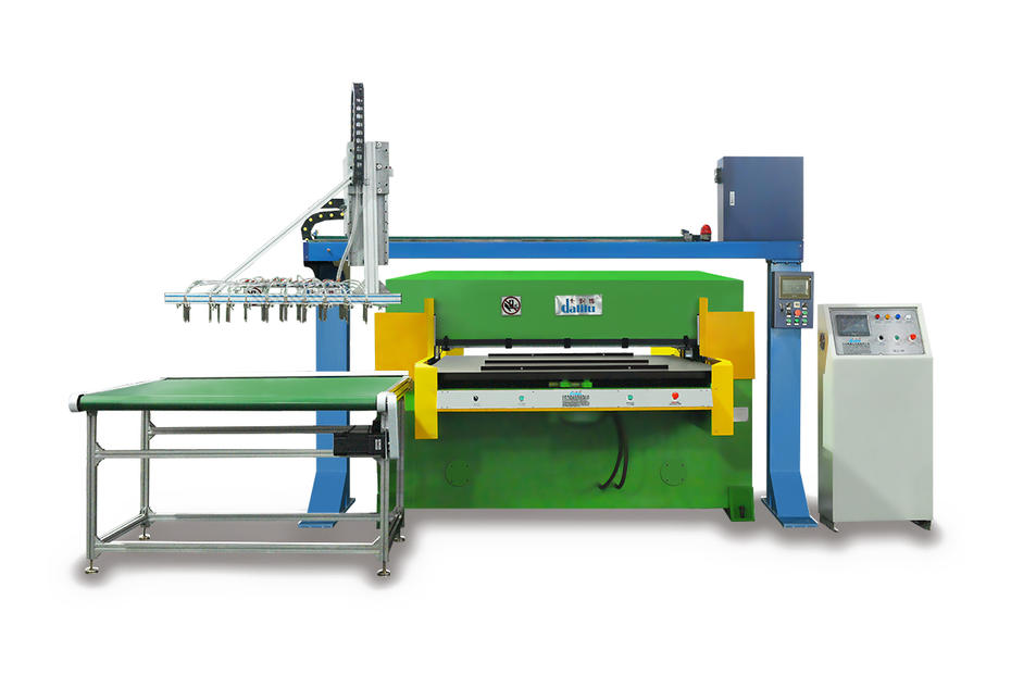 CNC Bilateral Automatic Hydraulic Cutting Machine