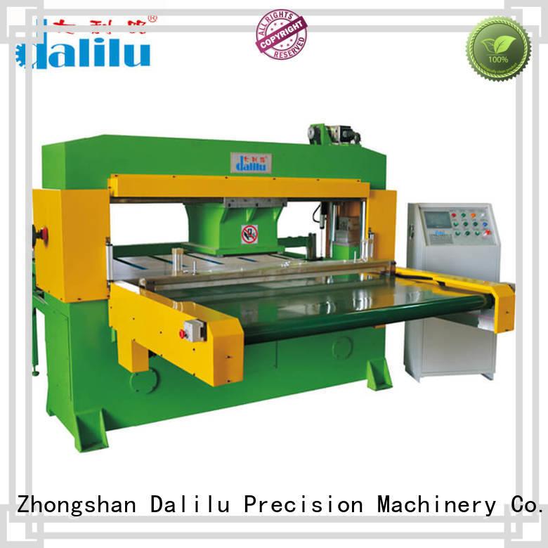 Dalilu dlc1 automatic leather cutting machine on sale for car cushions
