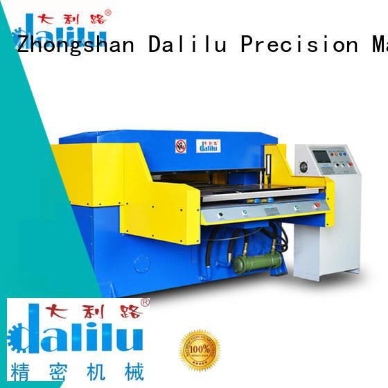 Dalilu dlc8e die cut plastic supplier for flexible plastic packaging