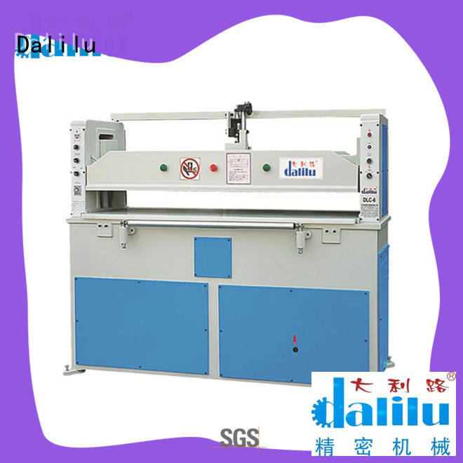 cloth automatic cloth cutting machine supplier for wallets
