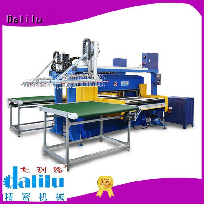 Dalilu practical foam die cutting machine directly sale for plants