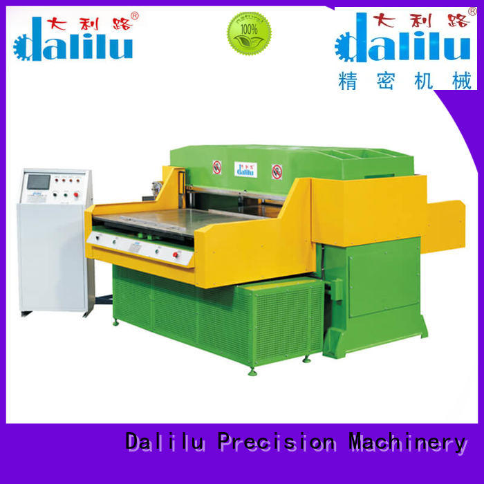 precise automatic rubber cutting machine gantry personalized for plastic lunch boxes