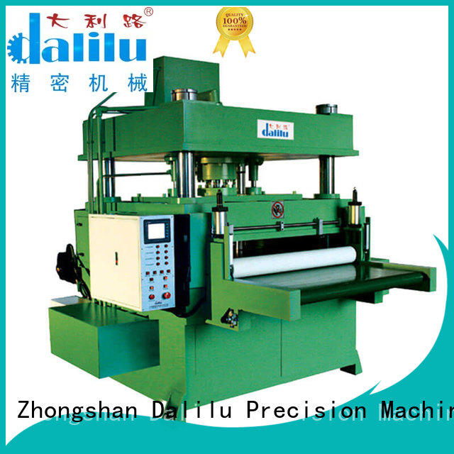 car leather cutting machine precision for sealing strips Dalilu