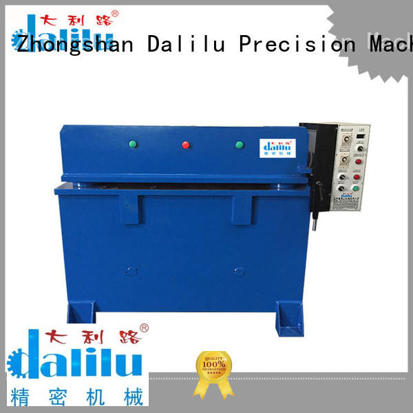 cutting blister packaging machine inquire now for board Dalilu