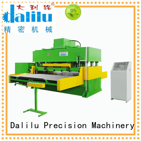 Dalilu insulation automatic cutting machine on sale for automobile oil seal