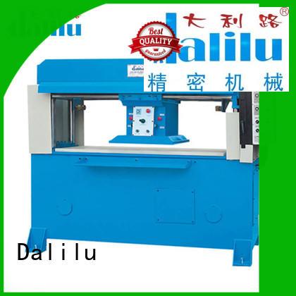 Precision Four Gantry Hydraulic Cutting Machine For EVA DLC-3