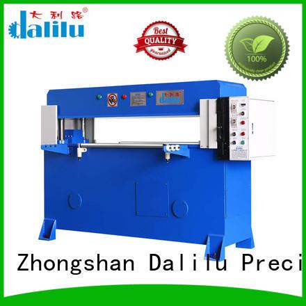 leather automatic cutting machine dlc9c for automobile oil seal Dalilu