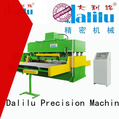 Dalilu car car leather cutting machine on sale for sealing strips