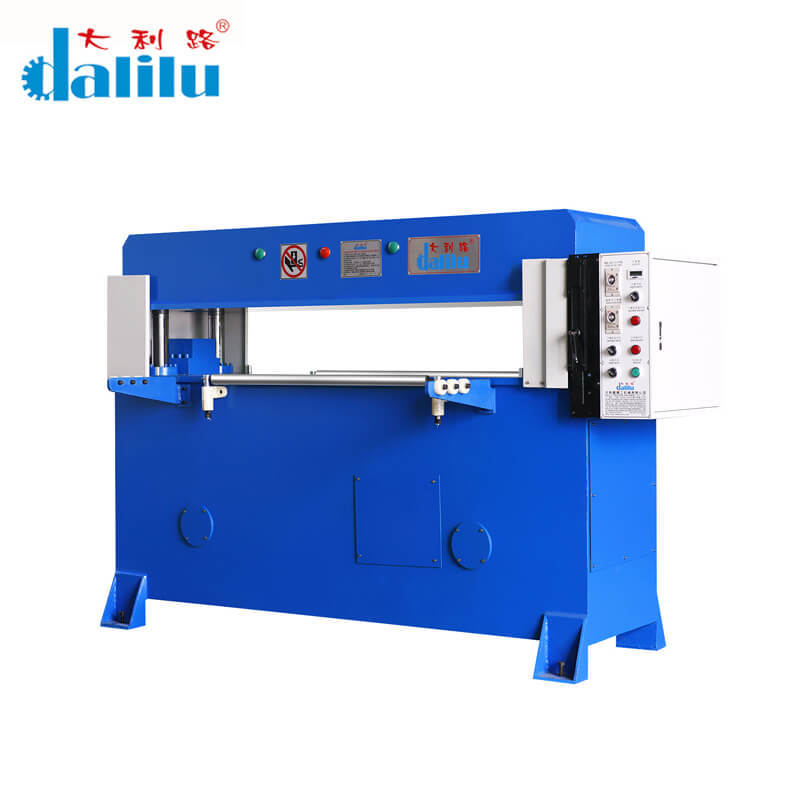 Precision Four Automatic Balance Car Interior Hydraulic Cutting Machine DLC-8