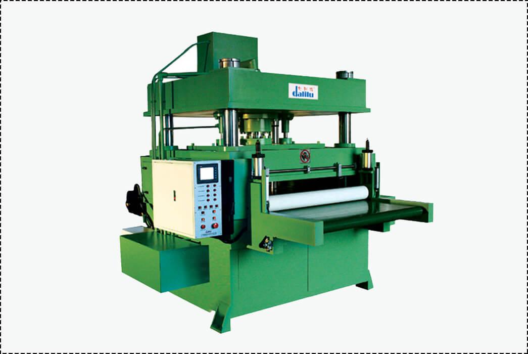 Dalilu-Eva Cutting Machine Automatic Feeding Cutting Machine