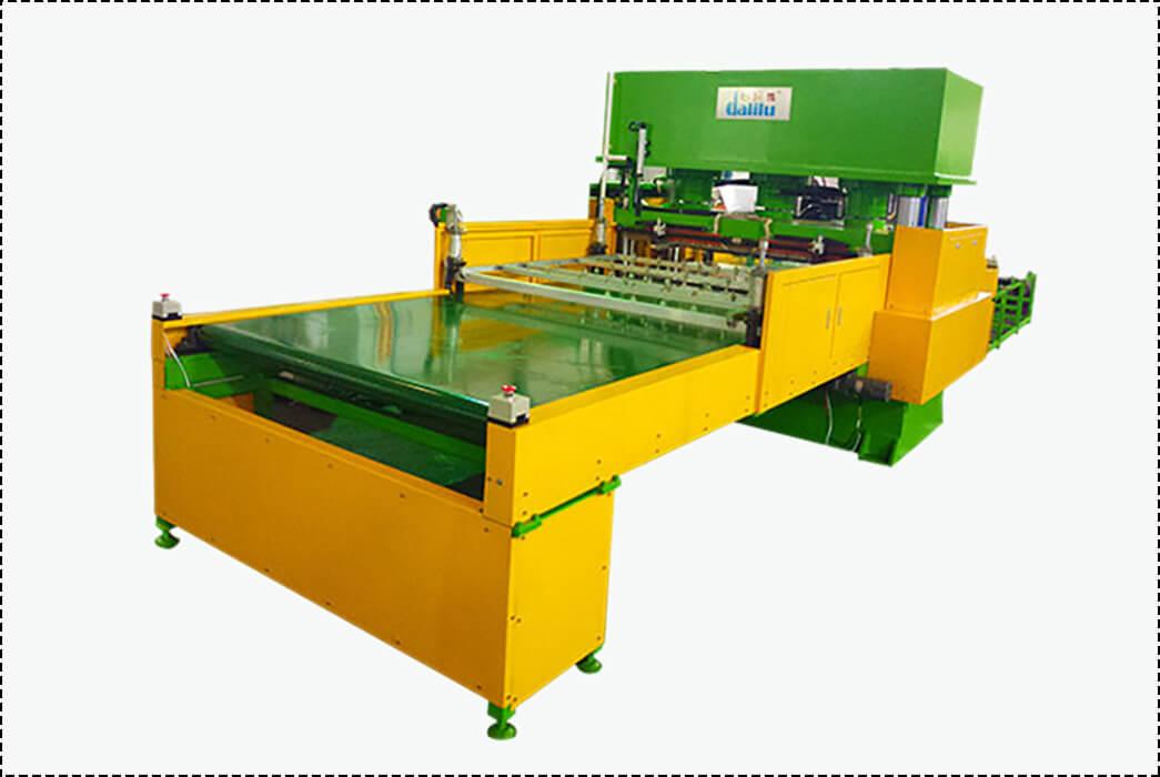 Dalilu-Cloth Cutting Machine Automatic Feeding Conveyor Type