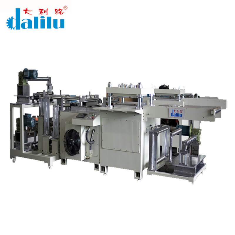 Automatic Feeding Hydraulic Cutting Machine For Screen Film