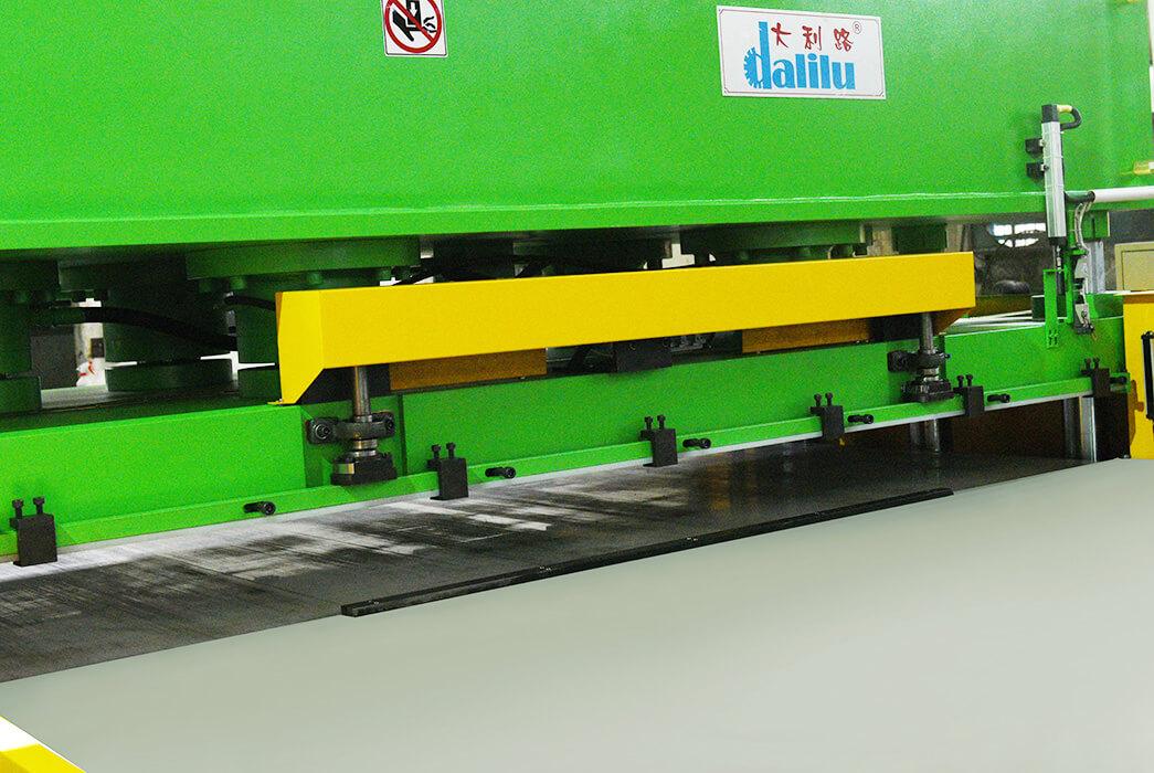 Dalilu-Car Leather Cutting Machine Automotive Hydraulic Cutting-2