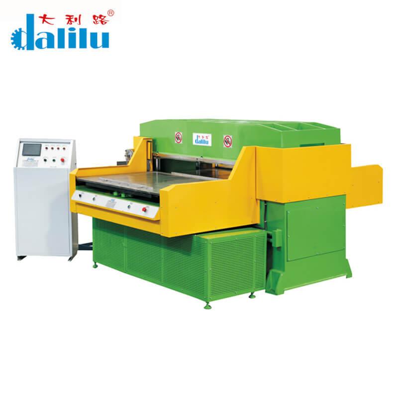 EVA Puzzle Automatic Feeding Hydraulic Cutting Machine DLC-8E