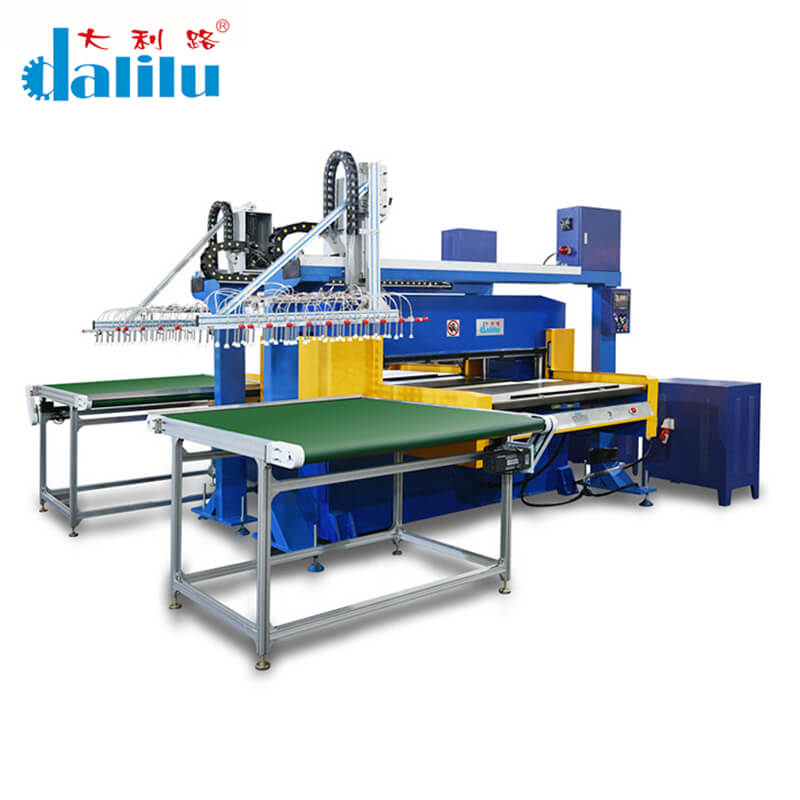 news-Dalilu-cost-effective automatic rubber cutting machine machine personalized for flexible plasti