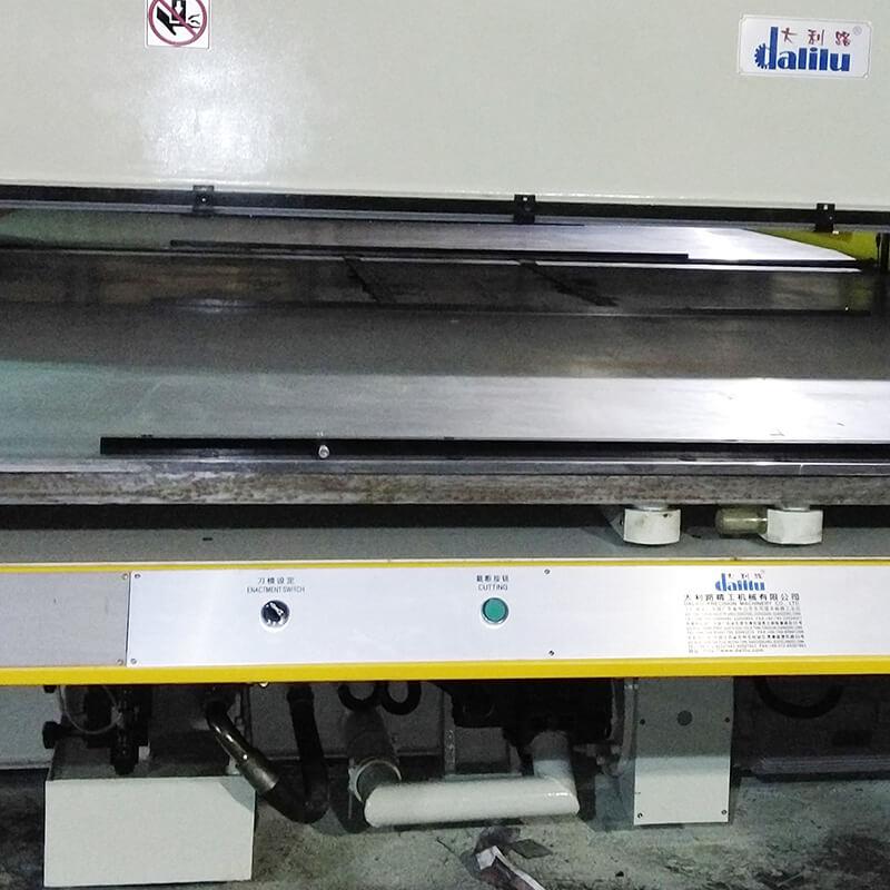 Dalilu-Manufacturer Of Rubber Cutting Machine Eva Puzzle Automatic-2