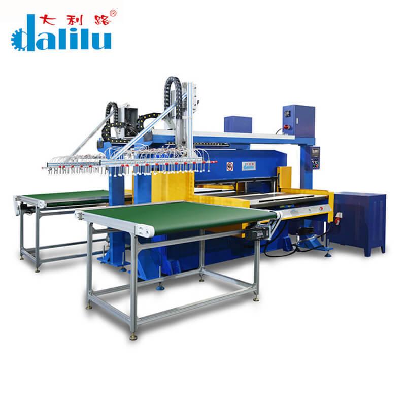 Automatic Foam Die Cutting Machine DLC-8E
