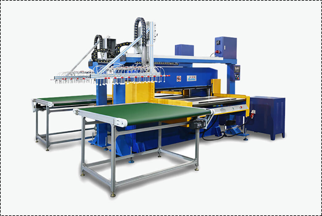 Dalilu-Professional Industrial Cutting Machine Industrial Foam Cutter Supplier