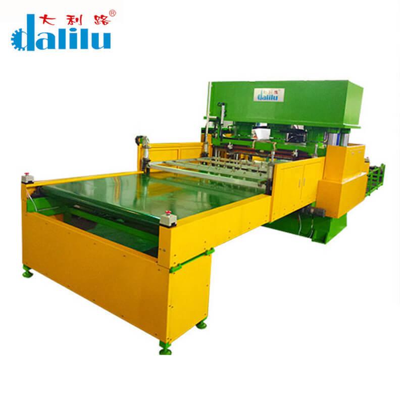 Hydraulic Feeding Die Cutting Machine For Sponge DLC-9C