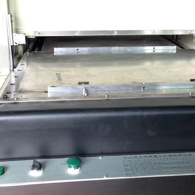Dalilu-Professional Hydraulic Press Die Cutting Machine For PVC Aluminum-2
