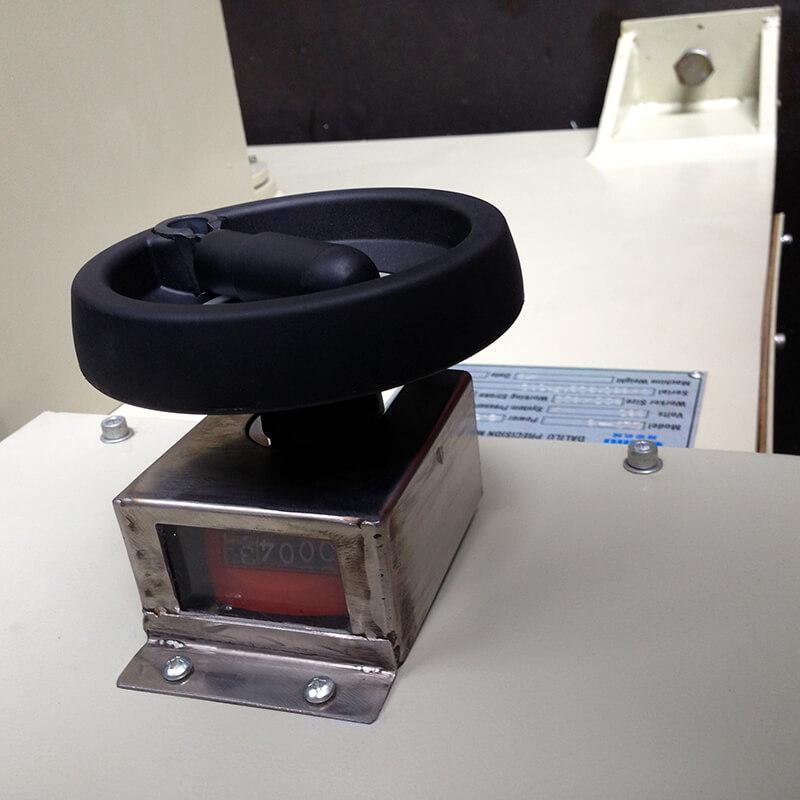 Dalilu-Professional Hydraulic Press Die Cutting Machine For PVC Aluminum-4