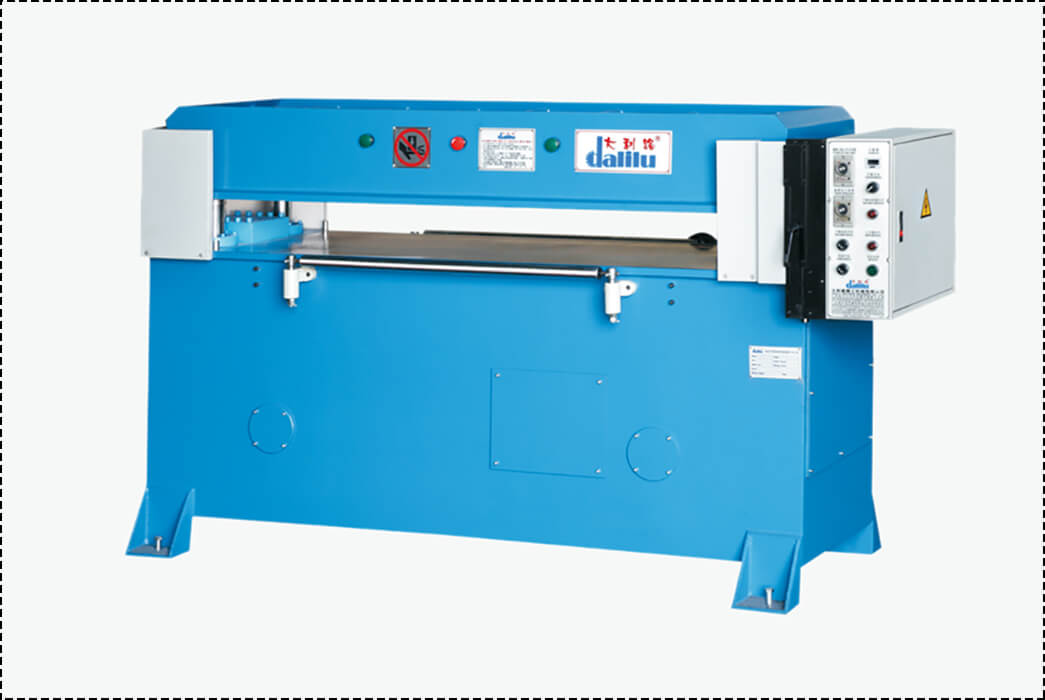 Dalilu-Best Automatic Rubber Cutting Machine Plastic Blister Packaging