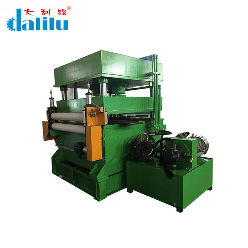 Dalilu-Automatic Feeding Cutting Machine For Rubber,Leather,Car Accessories DLC-9A-1