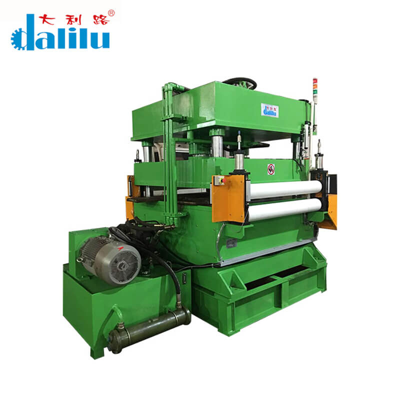 Dalilu-Top Ten Die Cutting Machines, Automatic Feeding Cutting Machine For Rubber-1