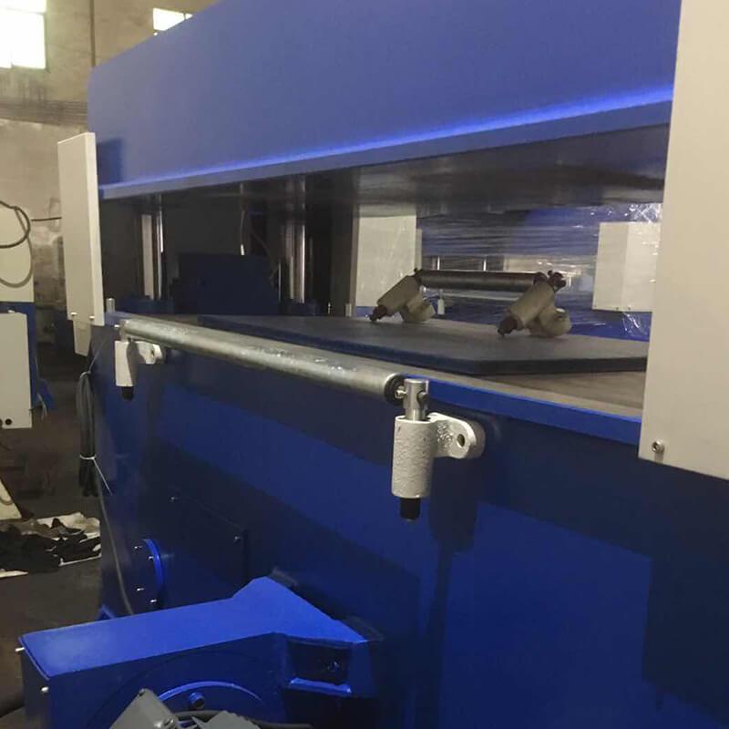 plastic pvc automatic blister hydraulic angle cutting machine Dalilu Brand