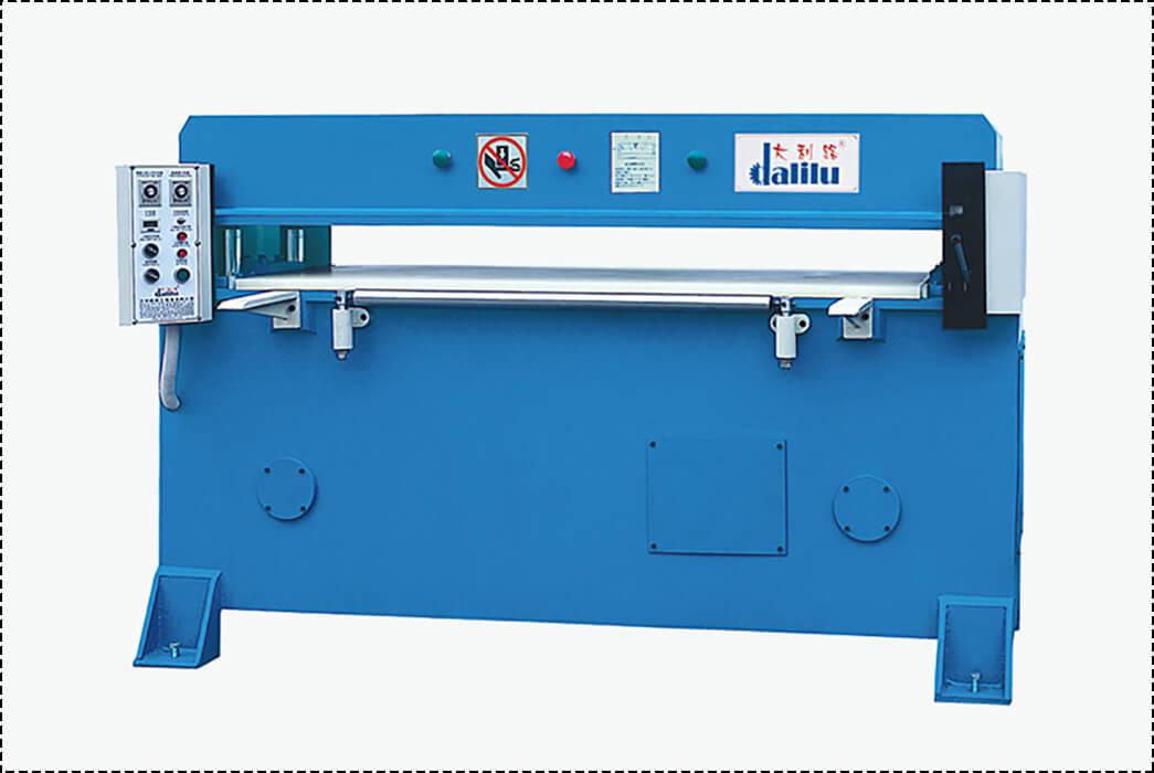 Dalilu-Dalilu Hydraulic Cutting Machine Pvc Packing Machine