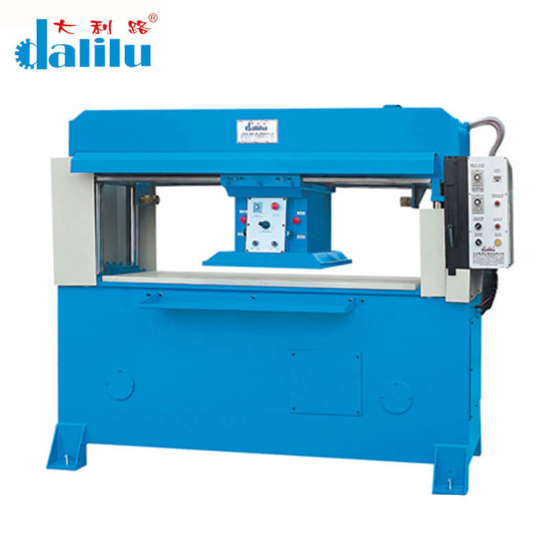 Precision Four Gantry Hydraulic Cutting Machine For EVA DLC-3
