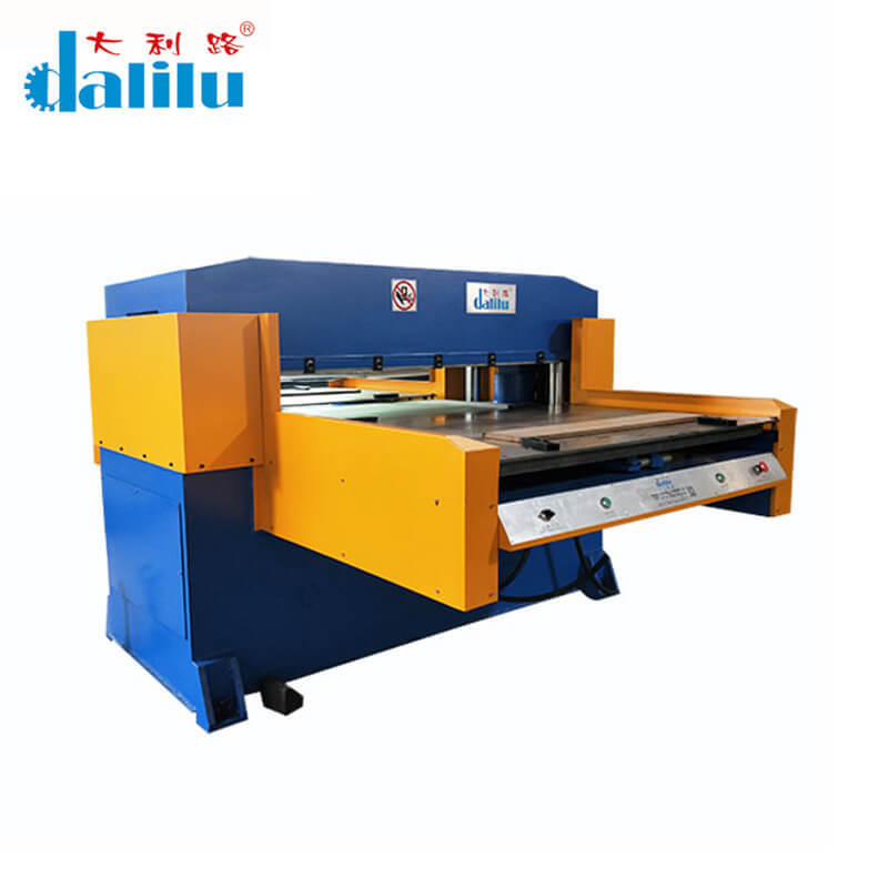 Hydraulic Cutting Machine For	 Car Sound Insulation Cotton DLC-8E