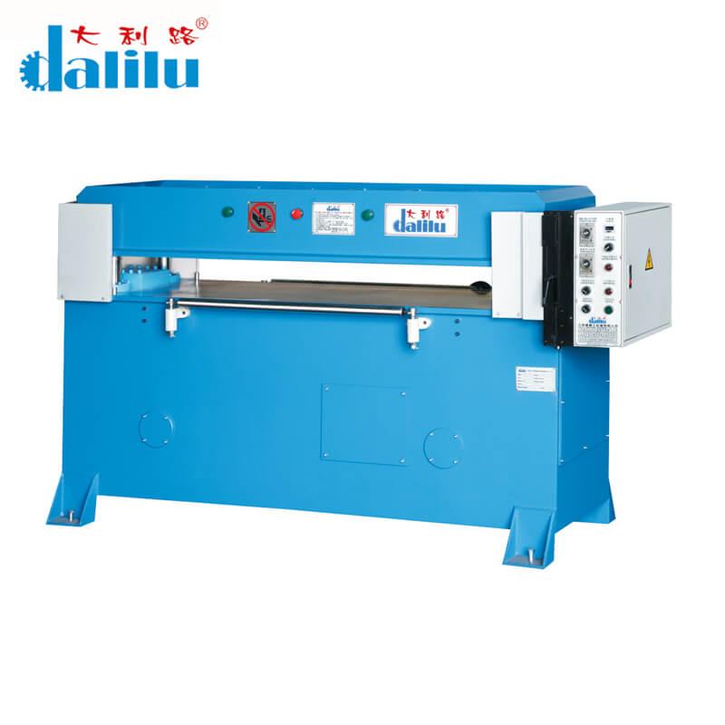 Dalilu customized automatic cloth cutting machine design for belts-Hydraulic Cutting Machine,Die Cut-1