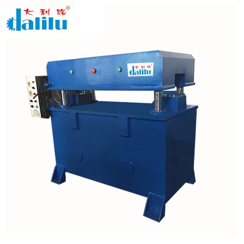 Dalilu customized automatic cloth cutting machine design for belts-Hydraulic Cutting Machine-Die Cut-1