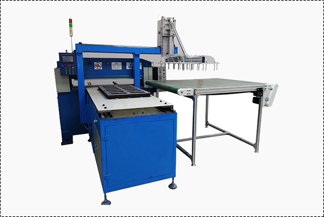 Dalilu-Best Facial Mask Cutting Machine Four Column Cutting Machine