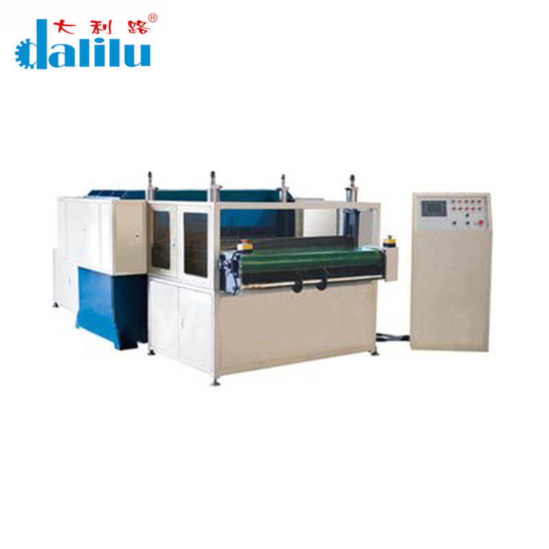 Dalilu-vertical cutting machine | EPEFoamSponge Cutting Machine | Dalilu