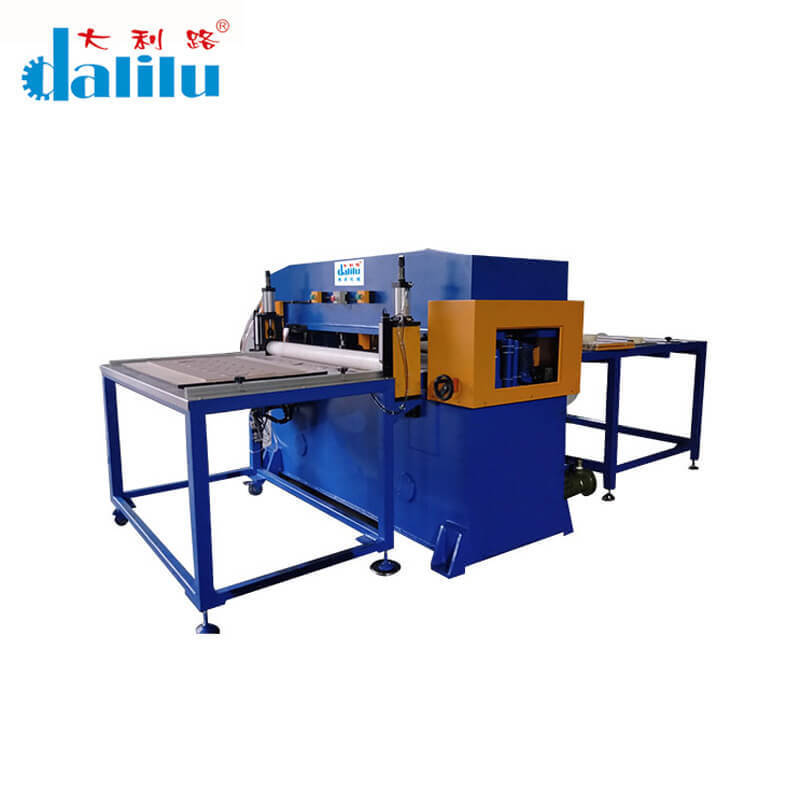 Die Cutting Machine For Epe Foam DLC-8C