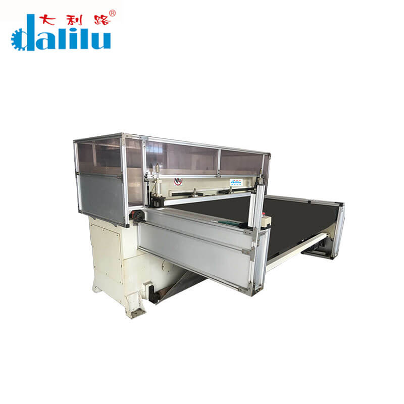 Dalilu-cnc foam cutting machine | EPEFoamSponge Cutting Machine | Dalilu-1