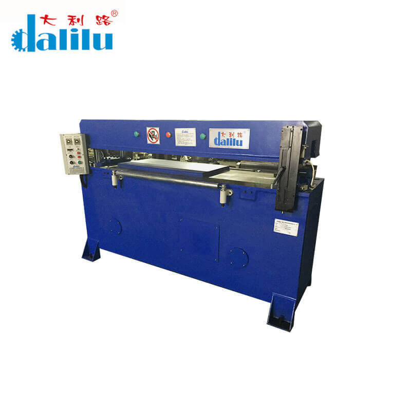 Precision Four Automatic Balance Hydraulic Cutting Machine For Facial Mask DLC-5