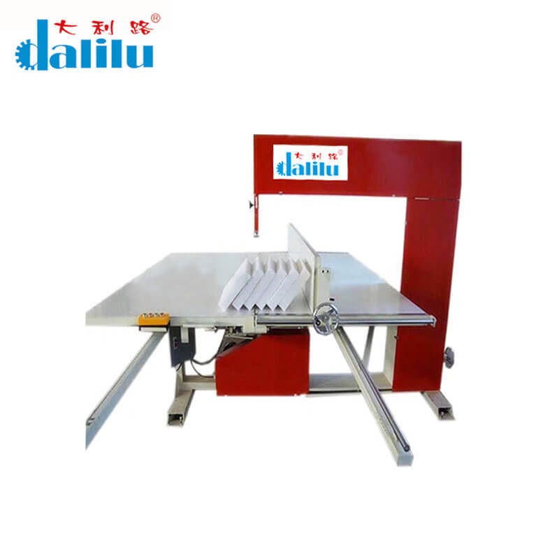 Vertical Cutting Machine For Foam Sponge DlC-E230