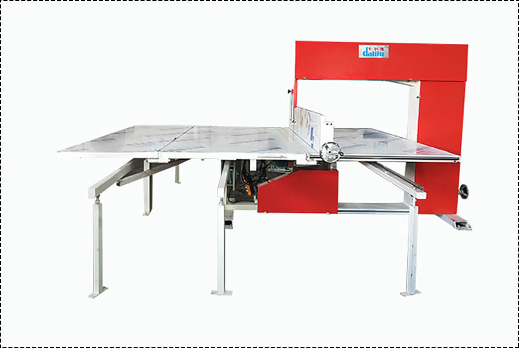 Dalilu-Industrial Cutting Machine Vertical Cutting Machine For Foam