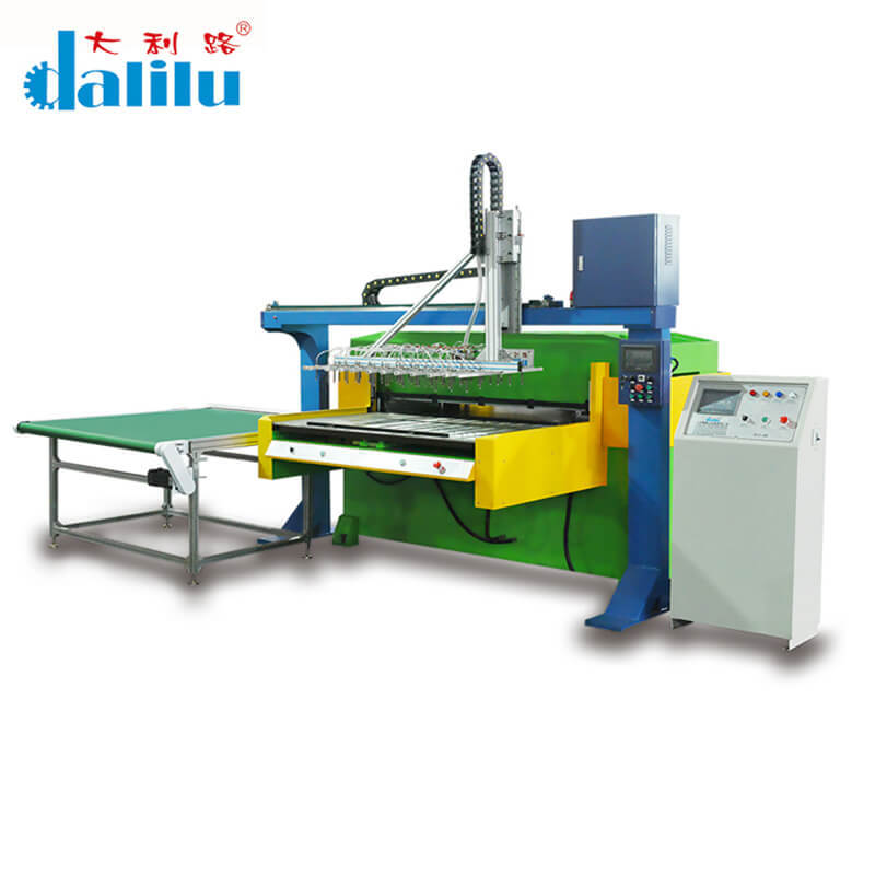 Automatic Blister Packaging Plastic Film Cutting Machine DLC-8E