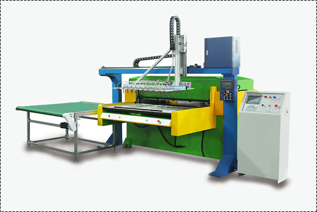Dalilu security plastic film cutting machine packaging for packaging