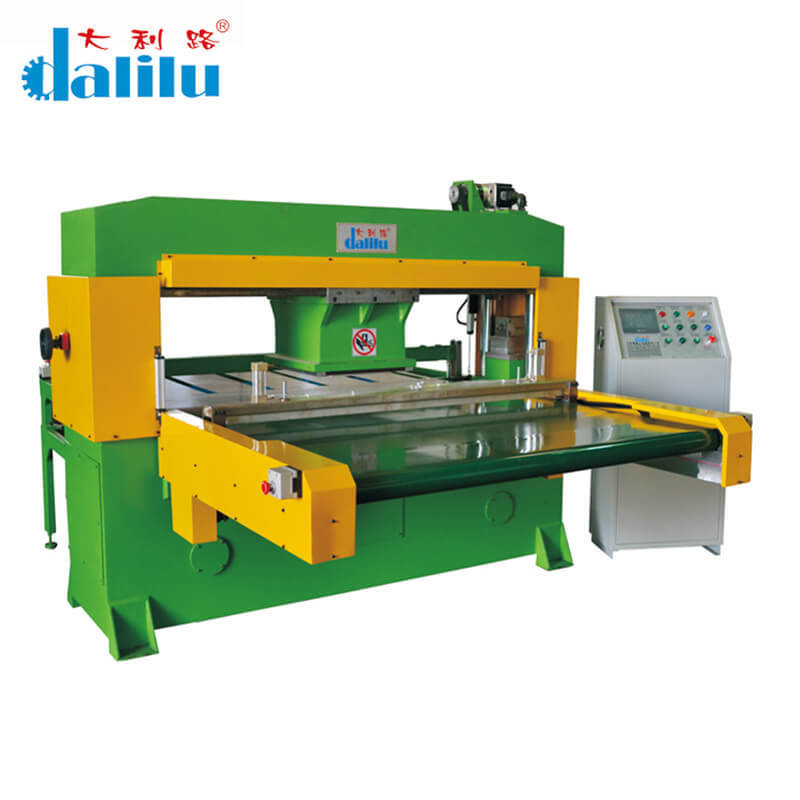 Dalilu Cloth Automatic Hydraulic Cutting Machine DLC-3A