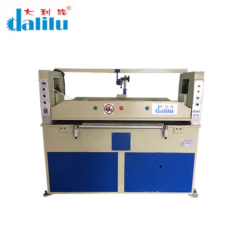 Dalilu-automatic cloth cutting machine ,leather die cutting machine   Dalilu-2