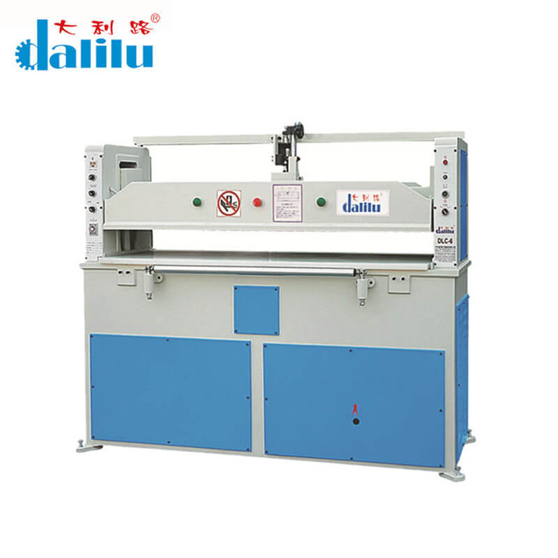 Dalilu Plant Hydraulic Cutting Machine For Cloth DLC-6