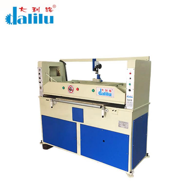 Dalilu Plant Hydraulic Cutting Machine For Cloth DLC-6
