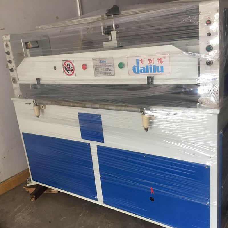 Dalilu-Dalilu Automatic Leather Cutting Machine Cloth Cutting Machine-1