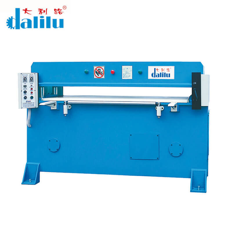 Automatic Hydraulic Cutting Machine For Leather,Facial Mask DLC-5